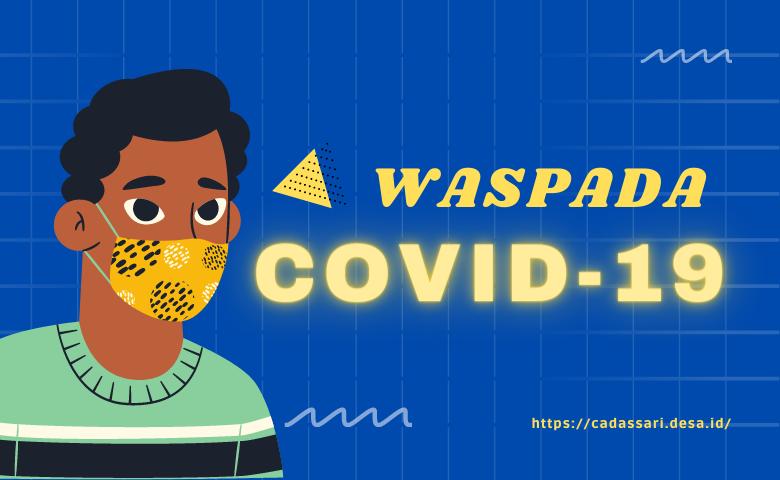 Desa Cadassari Waspada Virus Covid 19